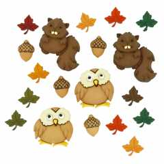 Dress It Up - Woodland Critters