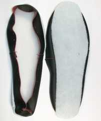 Leather Soles for Slippers - approx. 15,5 cm