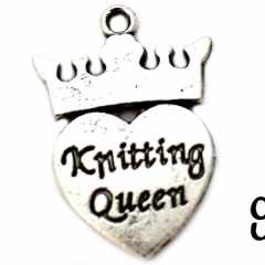 Charms - Knitting Queen