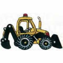 Applique Wheel Loader