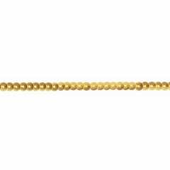 Sequin Trim - gold