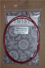 ChiaoGoo Twist Seil L - 20 cm