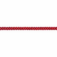 Sequin Trim Iridescent - red