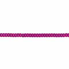 Sequin Trim Iridescent - pink