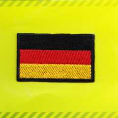 Applique German Flag