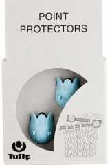 Tulip Point Protectors Small - light blue