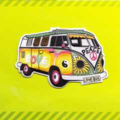 Applikation - Hippie Bus