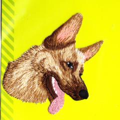 Applique German Shepherd