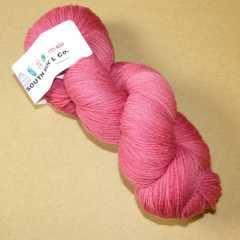 South Wool Merino Sock - Slate Rose