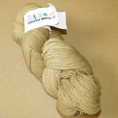 South Wool Merino Sock Brown Cigar