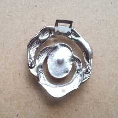 Knopf Metall - 34 mm