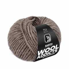 Lang Yarns Wooladdicts - Earth 096