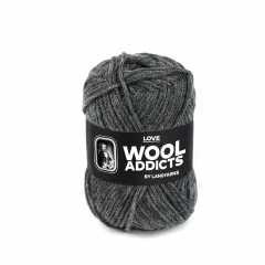 Lang Yarns Wooladdicts - Love 005