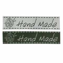 Fabric Label - Hand made