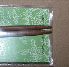 ChiaoGoo 5 Tips Spin Bamboo 10,0 (US 15)