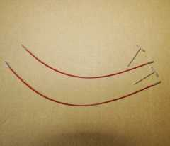 ChiaoGoo Twist Seil rot - M 13 cm
