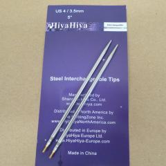 HiyaHiya 5 Tips Steel 3,25 (US 3)