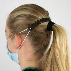Ohrenschützer für Mundschutzmasken ROT
