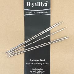 HiyaHiya Nadelspiel Steel 10 cm - 3,5