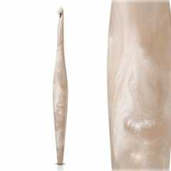 Furls Häkelnadel Streamline Swirl Cream - 6,0
