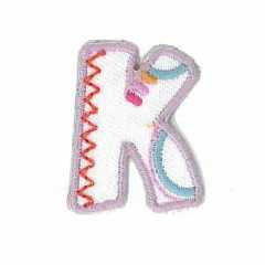 Applique Letter K