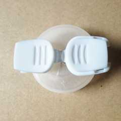Cord End Stopper 20 mm white