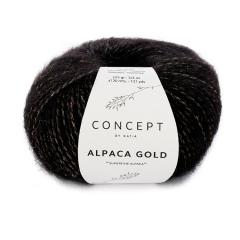 Alpaca Gold 353 - Katia Concept