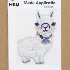 Applique Alpaca 1