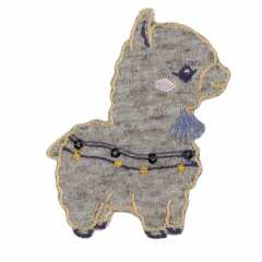 Applique Alpaca 3