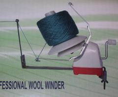 Wollwickler 500