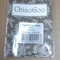 ChiaoGoo Seilschlüssel M