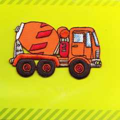 Applique Concrete Mixer