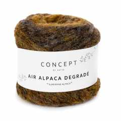 Air Alpaca Degradé 63 - Katia Concept