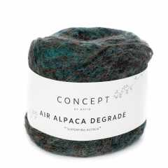 Air Alpaca Degradé 65 - Katia Concept