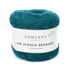 Air Alpaca Degradé 66 - Katia Concept