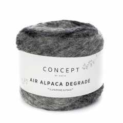 Air Alpaca Degradé 68 - Katia Concept