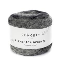 Air Alpaca Degradé 68 - Katia Concept