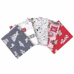 Craft Cotton Fabric Set - Disney Stax Dalmatians