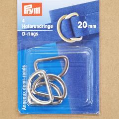 D-Ringe 20 mm