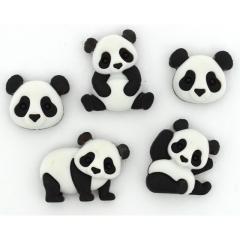Dress It Up - Panda Pile
