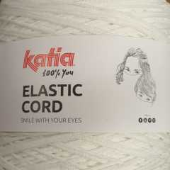 Elastic Ribbon 10 m - white