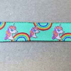 Fabric Ribbon Unicorn