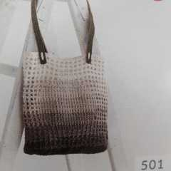 Katia Crochet Bag Kit - 501