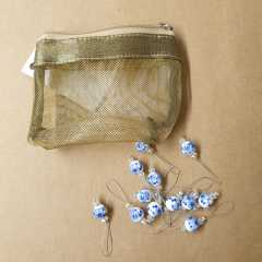 Knit Pro Maschenmarkierer - Blooming Blue