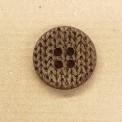 Knopf Kunststoff - 32 mm