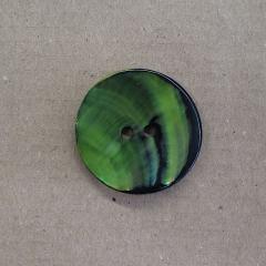 Knopf Perlmutt - 28 mm