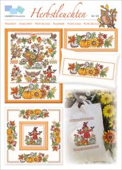 LINDNERS Kreuzstiche - Herbstleuchten