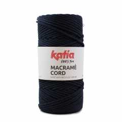 Macramé Cord - Dark Denim