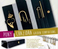 Pony Chazidra Golden Temtations Set