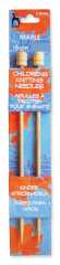 Pony Maple Kidss Knitting Needles 18 cm - 3.25 (US 3)